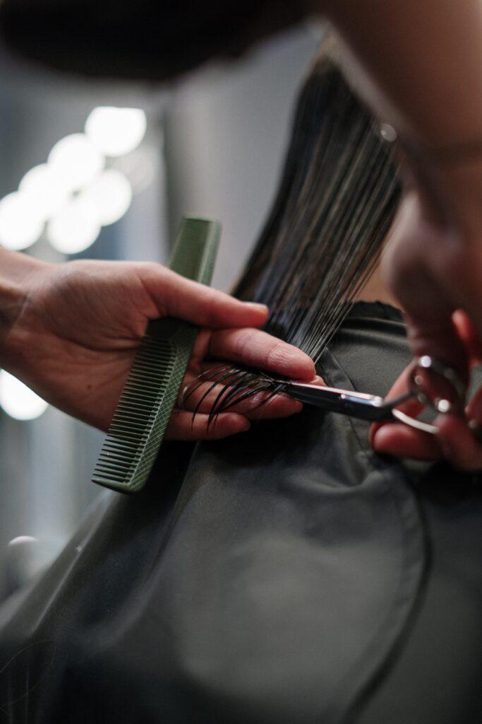 yıpranmış saçlar için bakım